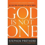 God Is Not One by Assistant Professor of Religion Director of Undergraduate Studies Stephen Prothero