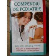 Compendiu De Pediatrie - A. Georgescu Ioana-alina Anca