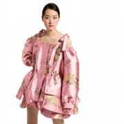 プーマ OTS BOW PEPLUM JACKET ウィメンズ Crystal Rose