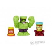 Set plastilină Play-Doh Hulk and Iron man