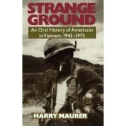 Strange Ground by Henry Maurer