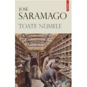 Toate numele - Jose Saramago