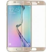 Folie Protectie Sticla Curbata Samsung Galaxy S7 Edge Argintiu