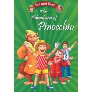 The Adventures of Pinocchio by Pegasus