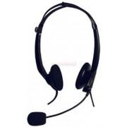 Casti A4Tech HS-10 (Negru)