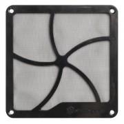 Filtru de praf Silverstone SST-FF122 - 120mm, rama magnetica, Black