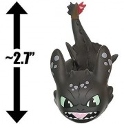 Angry Toothless: ~2.7 How to Train Your Dragon 2 x Funko Mystery Minis Vinyl Mini-Figure Series