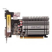 ZOTAC GeForce GT 730 Low Profile 4GB 64-Bit DDR3 PCI Express 2.0 x16 x8 lanes Graphics Card ZT-71115-20L