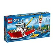 LEGO City Fire 60109: Fire Boat Mixed