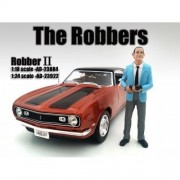 The Robbers Robber Ii Figure For 1:24 Scale Models By American Diorama 23922