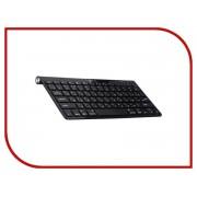 Клавиатура беспроводная Jet.A SlimLine K9 W Black