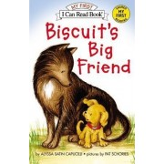 Biscuit's Big Friend by Alyssa Satin Capucilli