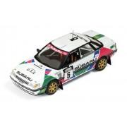 Ixo - CAR 218 - Miniature veicolo - Subaru Legacy RS - 1000 Laghi Rally nel 1992 - Scala 1/43