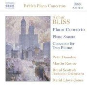 A. Bliss - Concerto For Piano & Orch (0747313214624) (1 CD)