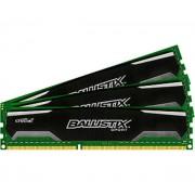 Mémoire PC Ballistix Sport 3 x 4 Go DDR3-1600 PC3-12800 CL9 (BLS3CP4G3D1609DS1S00CEU)