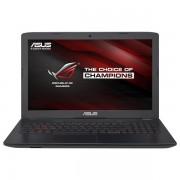 """Notebook Asus ROG GL553VW, 15.6"""" Ultra HD, GTX 960M-4GB, RAM 16GB, HDD 1TB + SSD 128GB, FreeDOS"""