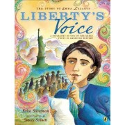 Liberty's Voice: The Story of Emma Lazarus by Erica Silverman