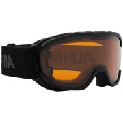 Alpina Pheos Jr. Goggle MM/S2 black/orange Goggles