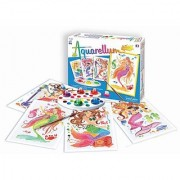 Artistics for Kids - Mermaids 664A (4 Ready to Paint Magic Pictures)