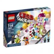 LEGO THE MOVIE 70803 figura de construcción - figuras de construcción (Multicolor, Niño/niña, THE LEGO MOVIE)