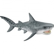 Schleich North America Tiger Shark Toy Figure