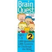University Games Brain Quest Grade 2 Card Deck 01731 by University Games