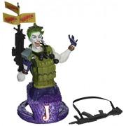 DC Comics Super Villains Busto The Joker 22 cm