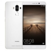 Huawei Mate 9 MHA-AL00 6GB+128GB Dual Rear Cameras Fingerprint Identification 5.9 inch EMUI 5.0 (Android 7.0) Kirin 960 Octa Core up to 2.4GHz Network: 4G OTG(White)