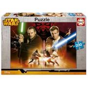 Educa - 16165 - Puzzle Classique - Star Wars - 200 Pièces