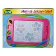 Lena Mágneses rajztábla, rózsaszín