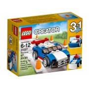 LEGO® Creator Maşină de curse albastră 31027