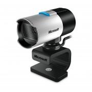 LifeCam Studio Microsoft Q2F-00013 5WH-00002 con Microfono 5MP USB 2.0 - Negro/Plata