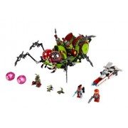 Lego Galaxy Squad Hive Crawler, Multi Color