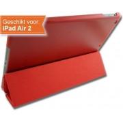 Apple iPad Air 2 Smart Case Rood + iPad Schoonmaakdoekjes