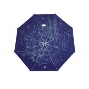 Paraguas plegable planisferio adulto luminiscente