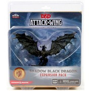 Attack Wing: Dungeons and Dragons Wave Two Black Shadow Dragon Expansion Pack Game