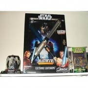 ROTS Electronic Lightsabers (Collectors Set) - Anakin Skywalker & Obi-Wan Kenobi
