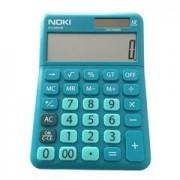 Calculator 12 digit NOKI H-CS001M albastru-turcoaz