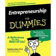 Entrepreneurship For Dummies by Kathleen Allen