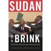 Sudan at the Brink by Francis Mading Deng