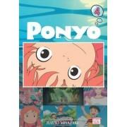 Ponyo Film Comic by Hayao Miyazaki