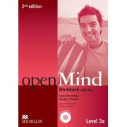 Wisniewska, I: Open Mind 2nd Edition Ae Level 3a Workbook Wi