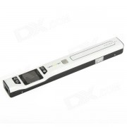 """SKYPIX TSN470 1.44"""" LCD USB 1050dpi Handheld escaner de mano de color A4 - Blanco"""