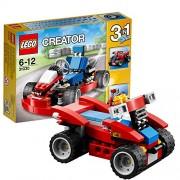 LEGO Creator - Kart, color rojo (31030)