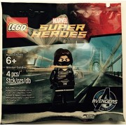 Lego Winter Soldier Minifigure 2015 VERY RARE Avengers Promo Polybag by LEGO