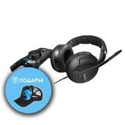 Roccat Kave XTD 5.1 Digital Геймърски слушалки с външна звукова карта