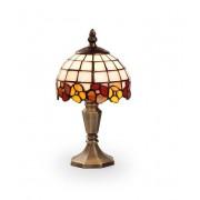 Lámpara Tiffany Flowers