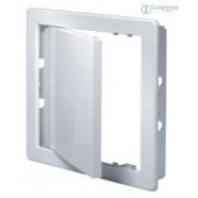 Awenta DT10 műanyag szervizajtó 150X150 fehér