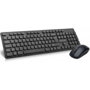 Kit Tastatura si mouse Delux KA150 + M136 (Negru)