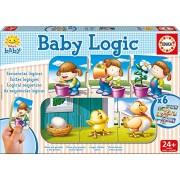 Educa - 15860 - Jeu Educatif - Baby Logic